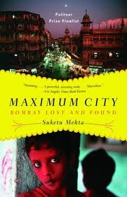 Suketu Mehta Maximum city